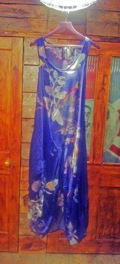 Opium Parachute Dress From Broadwick