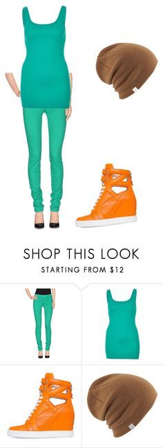 """""""Perry the platypus  (sort of)"""" by juliaspotlyte on Polyvore featuring Joe's Jeans, River Island, Posh Girl and Coal"""