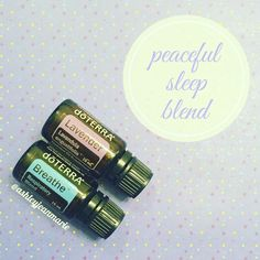 This peaceful sleep blend is diffusing almost every night before bed and while we sleep. If you sleep next to someone who snores, you need to try this blend ASAP *3 drops of lavender essential oil to promote feelings of relaxation and restful sleep *3 drops respiratory blend to help promote clear airways and deep breathing BONUS: Breathe is great for supporting overall respiratory health and protecting against seasonal threats #doterra #aromatherapy (from ashleyjeanmarie on Instagram)