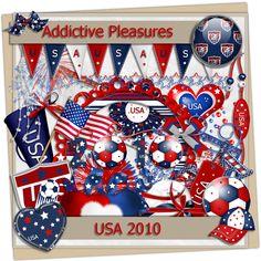 addictivepleasures-freebies: USA