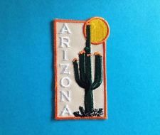 Rare Vintage Arizona Iron ON HAT Jacket Vest Backpack Travel Patch Crest B | eBay