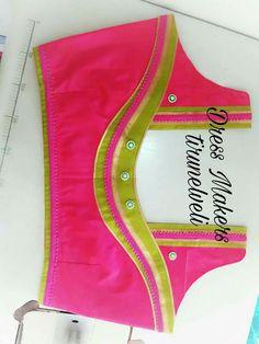 Paten bloused    Paten blouse Saree Blouse Neck Designs, Choli Designs, Dress Neck Designs, Sleeve Designs, Patch Work Blouse Designs, Simple Blouse Designs, Stylish Blouse Design, Designer Blouse Patterns, Daisy
