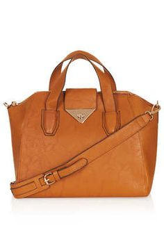 Twist Lock Winged Holdall - Bags & Purses  - Bags & Accessories