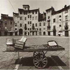 Gianni Berengo Gardin: Lucca, Toscana, 1950s