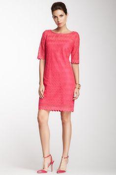 {Steffi Dress in Pink Swizzle} Trina Turk