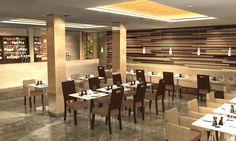 Restaurant, Park Grand London Heathrow