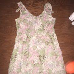 J Crew Dress Beautiful J Crew Dress Size 8. Side Zipper.  I don't recall ever wearing. J. Crew Dresses