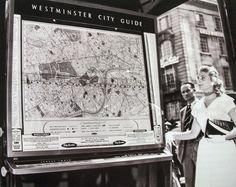City of Westminster travel guide 1950's. | Flickr - Photo Sharing!