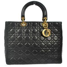 Lady Dior bag.....