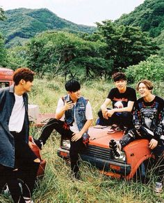 Hip hop unit || Seventeen || Boys Be Photoshoot
