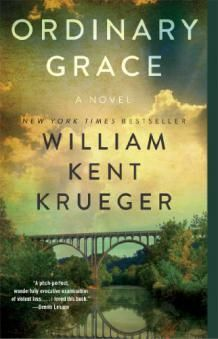 """April 2013 In ORDINARY GRACE, William Kent Krueger departs from his Cork O'Connor series with a stand-alone title, and it is a winner. Set in New Bremen, a small town in Minnesota in 1961 during what we know as """"The Kennedy Years,"""" this coming-of-age story is beautifully told in a style that reminds me of some of my favorite Southern writers, which is interesting since Krueger is Midwestern through and through. The prose wraps around you, and suddenly you look up and wonder where you are as…"""