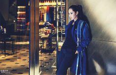 Scan Yuri- Elle magazine