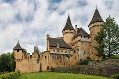 Château de Puymartin, France