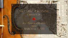 https://www.youtube.com/watch?v=TMzVEpumpNk MARCO de SANTI plays PAGANINI  Minuetto N.26 in la maggiore dalle 37 Sonate di Niccolò Paganini