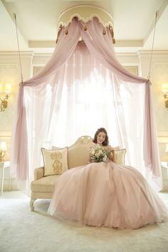 Gold Wedding Colors, Wedding Ceremony, Wedding Dress, Toddler Bed, Wedding Photos, Gold Weddings, Pink, Rose Gold, Home Decor