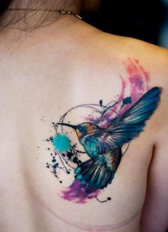 Incredibly Artistic Abstract Tattoo Designs (12)