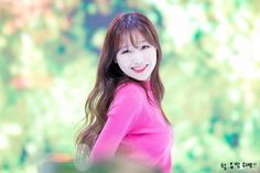 SuJeong (Lovelyz) - Seoul Motor Show Concert Pics