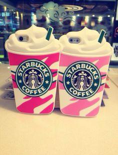 Starbucks iphone case