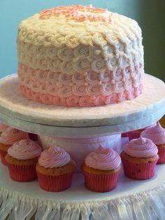 Loved my baby girl's birthday cake!!!