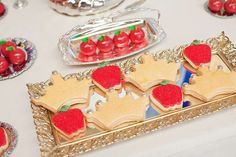 Snow White Princess Birthday Party Ideas | Photo 7 of 18 | Catch My Party