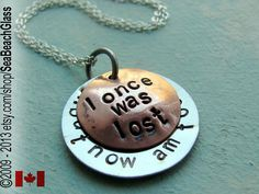 Hand Stamped Name Necklace. Addiction by HandStampedJewelry7