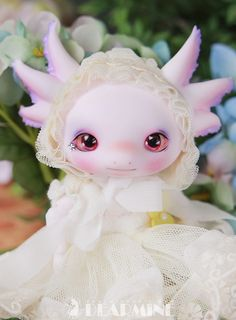 Lupy Rose Skin My beautiful baby~ based off axolotls to I can put her here
