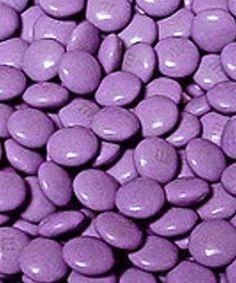 purple M&Ms