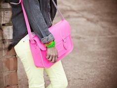 STELLA RITTWAGEN satchel