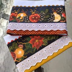 Dish Towels, Tea Towels, Rustic Christmas, Kitchen Towels, Pot Holders, Merry, Pasta, Sewing, Holiday Decor
