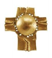 Bronzekreuz Christus - das Licht