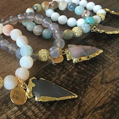 Jasper Collection in a variety of colors available @kinsleyarmelle link in bio