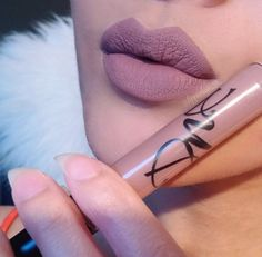 Dirty Secret DNA Liquid Lipstick Matte Finish Long by DNACosmetics