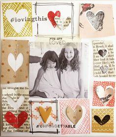 Shanna noel: Inspiración Stamp   Inolvidable