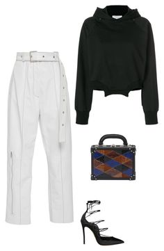 """Untitled #239"" by cuterichbitch ❤ liked on Polyvore featuring Esteban Cortazar, Dsquared2, Bertoni, proenzaschouler, estebancortazar, dsquared2 and Bertoni1949"