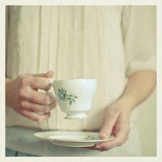 Calming magic of tea