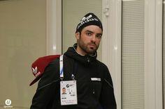 Simon Fourcade (FRA) in Khanty-Mansiysk