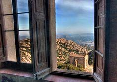 Photo: Montserrat Shrine, Spain