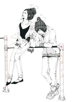 Illustrations by Makiko Kishino