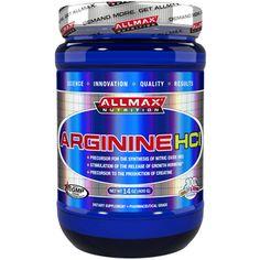 Suplemento Dietario Nutricional Allmax Arginine Hcl