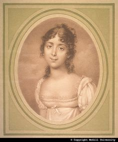Desiree Clary Bernadotte was the sister of Julie Clary, the wife of Joseph Bonaparte--thus a sister-in-law of sorts to Napoleon. She was also Napoleon's first love. But when Napoleon met Josephine, he abandoned Desiree, and her large dowry. Altho he eventually abandoned Josephine too, Josephine was the love of Napoleon's life, and the last word he spoke before death.