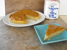 Gluten Free Yellow Cake Mix