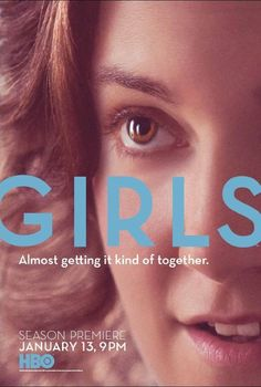HBO's Girls ~ Created by & starring Lena Dunham, Girls is a comedy-drama that follows a close group of twenty-somethings as they chart their lives in New York City. The show's premise & major aspects of the main character were inspired by some of 26-year-old Dunham's real-life experiences.
