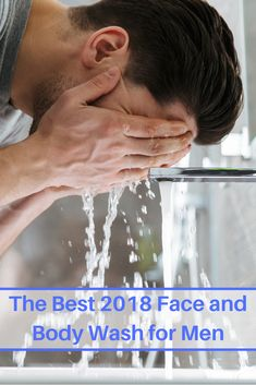 Searching for the best face and body wash for men? These 11 organic ingredients make for the ultimate men's cleanser for healthy, handsome skin you will be proud of.