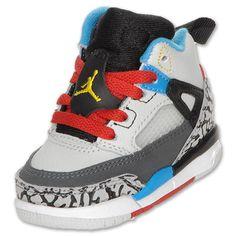 The Boys\u0026#39; Toddler Jordan Spizike Basketball Shoes - 317701 070 - Shop Finish Line today! Neutral Grey/Varsity Maize/Dark Shadow \u0026amp; more colors.