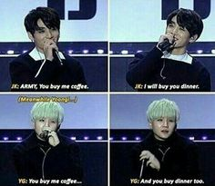 Why he's my bias in a nutshell