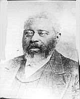 """Robert Andrew Pinn, born 1817 in Virginia, registered as a """"free Negro"""" in Fredericksburg in 1839. He was the pastor of the Monumental Baptist Church in West Philadelphia from 1869 until his death in 1887.  The Pinn Memorial Church in Philadelphia is named in his honor. He descends from Robert Pinn, born about 1710, an Indian who joined the free African American community of Lancaster County, Virginia."""