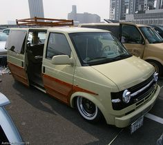 Astro Van: Inspiration For The Xb? Plus A Gallery Of Custom Astros