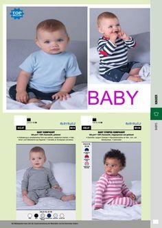 Werbetextilien für Baby und Kleinkind, Werbemittel