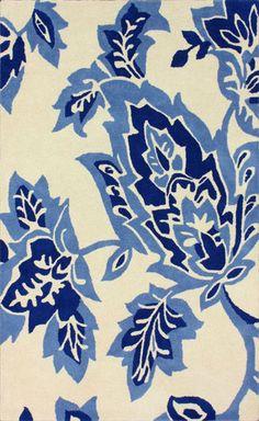 nuLOOM Lt Blue Adina   Contemporary Rugs