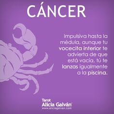 Horóscopo de hoy cáncer mujer